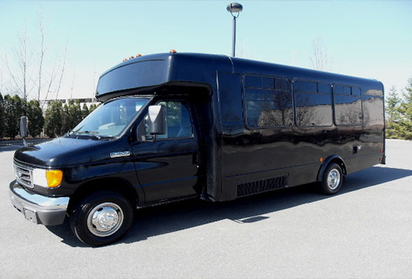 18 Passenger Party Buses Omaha
