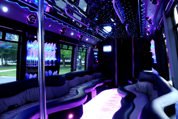 22 Seater Party Bus Omaha NE