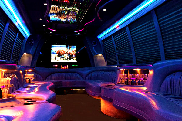 Omaha 18 Passenger Party Bus