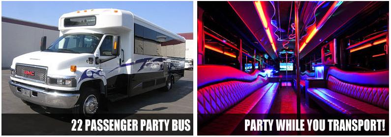 Party Bus Rentals Omaha