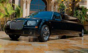 Chrysler-300-limo-service-Offutt AFB